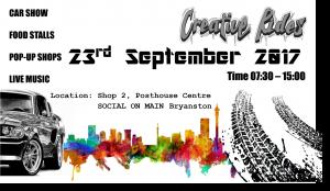 Creative Rides Open Day @ Creative Rides  | Sandton | South Africa