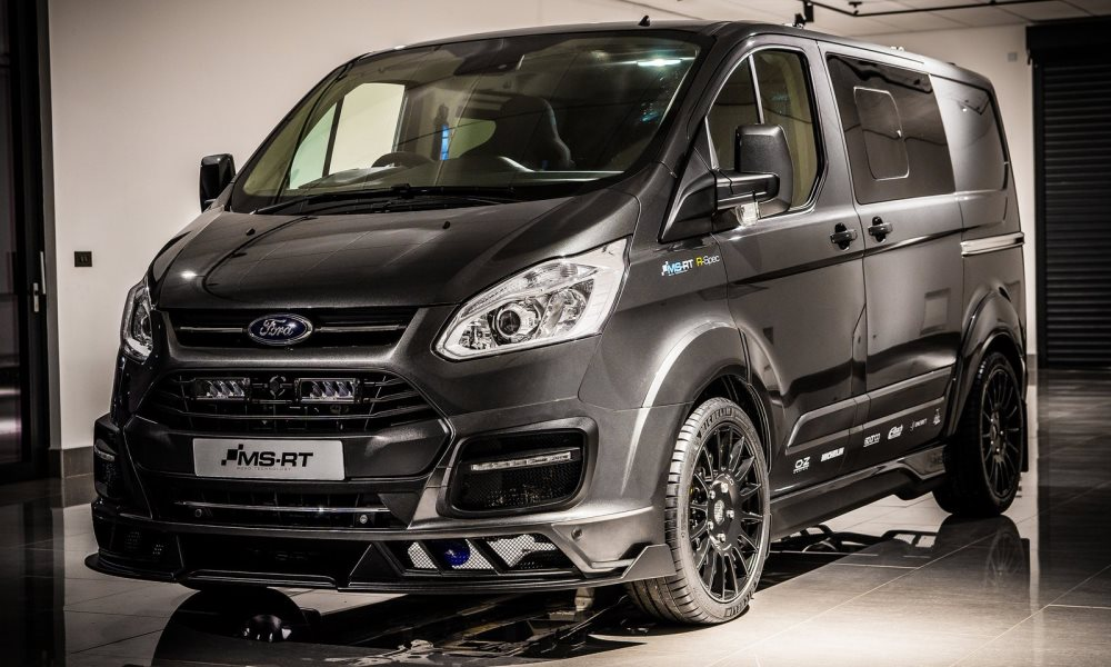 Image Result For Ford Transit Exhaust