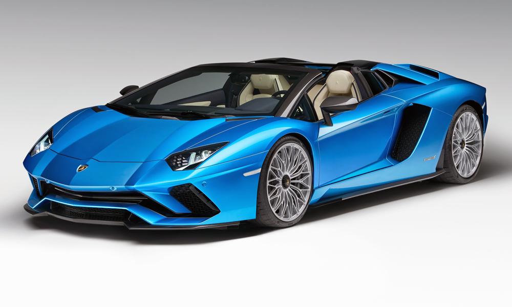 Pricing Lamborghini Aventador S Roadster In Sa Motors24