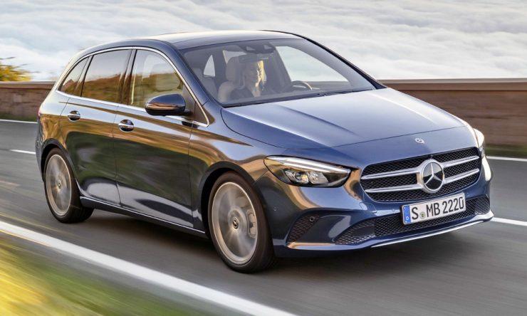 Mercedes-Benz B-class | Motors24